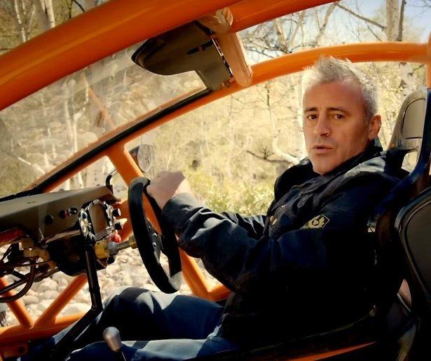 Top Gear presenteert eerste promo-filmpje