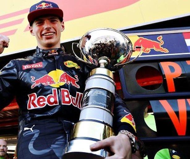 De TV van gisteren: Max Verstappen bezorgt Ziggo Sport recordaantal kijkers