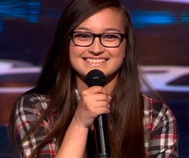 YouTube-hit: Maya's Voice Kids auditie Boulevard of Broken Dreams