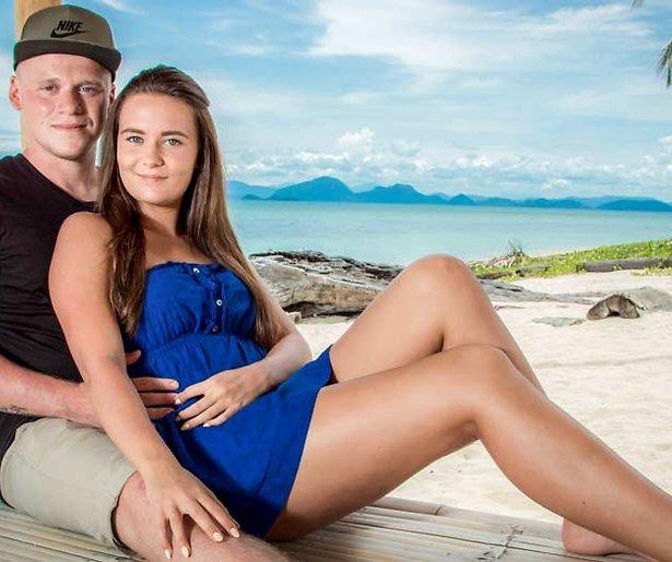 Megan van Temptation Island heeft een nieuwe vriend die oud is (en het is niet Kevin)