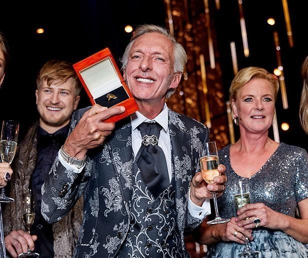 Bijzonder kijkcijferrecord voor Gouden Televizier-Ring gala