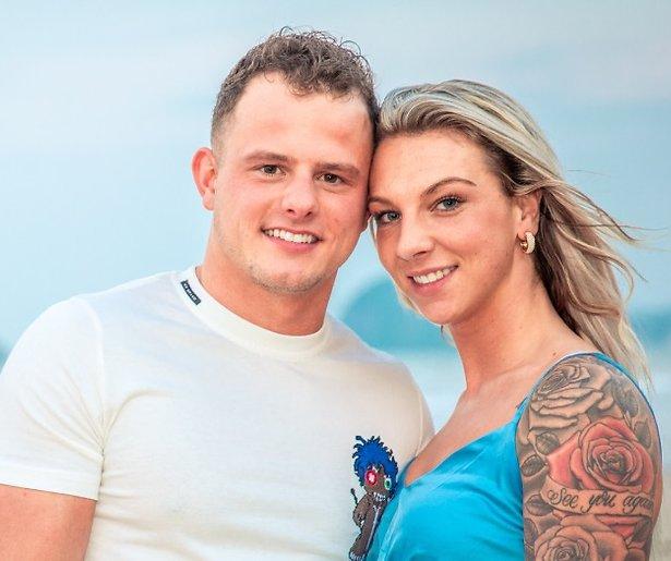 Temptation Island-stel Melissa en Gianni voor het eerst ouders geworden