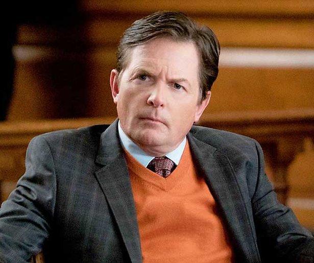 Michael J. Fox in Designated Survivor