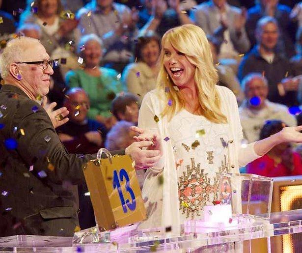 Megamiljoenenjacht op oudejaarsavond RTL 4