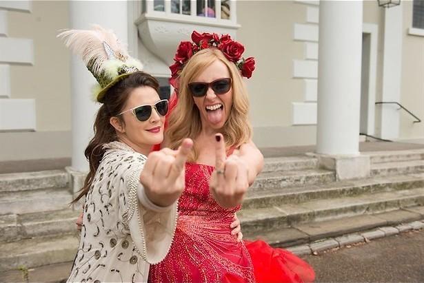 Blijven Drew Barrymore en Toni Collette vrienden?