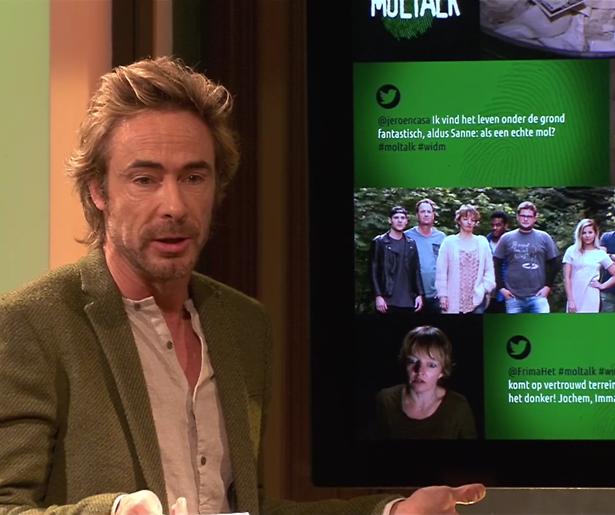 De TV van gisteren: MolTalk populairder dan Paul de Leeuw