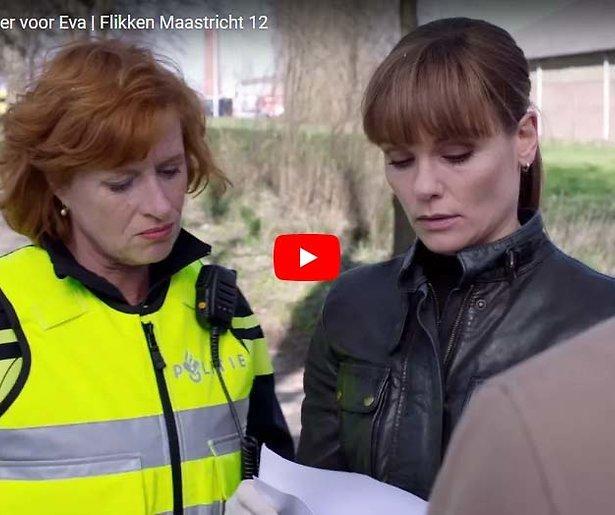 Videosnack: Eva krijgt een nieuwe partner in Flikken Maastricht
