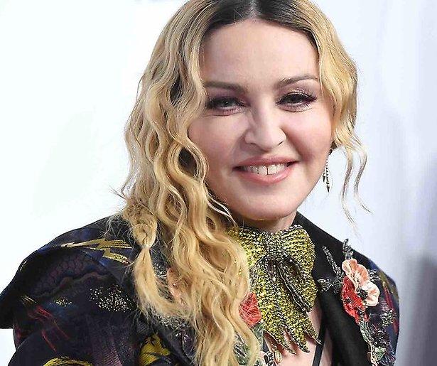 Madonna: ESF-optreden ging lekker