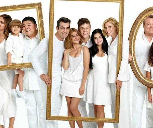 Twee grote sterren in laatste seizoen Modern Family