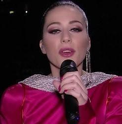 Zangeres Macedonië slechtst gekleed op Eurovisie Songfestival 2018