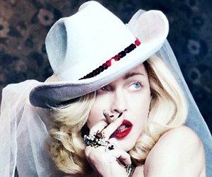 Madonna presenteert nieuwe clip op MTV