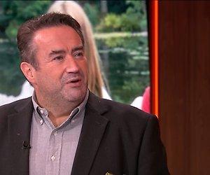 Marc van der Linden onderging geen maagverkleining