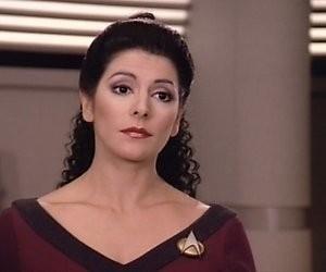 Marina Sirtis biedt zich aan voor Star Trek Discovery