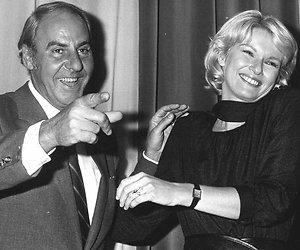 Winnaar Gouden Televizier-Ring 1980: Martine Bijl met de Boekenweekshow