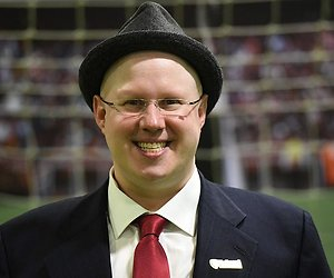 Comedian Matt Lucas is de nieuwe presentator van The Great British Bake Off