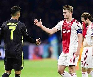 De TV van gisteren: Kijkcijferrecord voor Veronica dankzij Ajax - Juventus