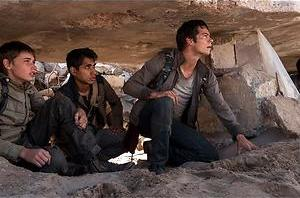 Overleven in de Schroei in Maze Runner: The Scorch Trials
