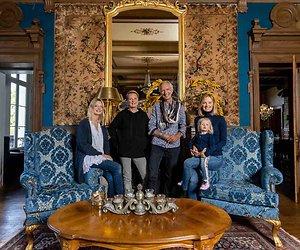 Familie Meiland terug naar Nederland