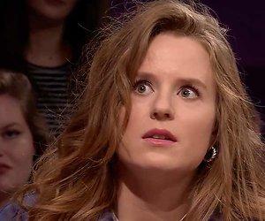 Videosnack: Merol vertelt over haar borsten in De Psycho Show