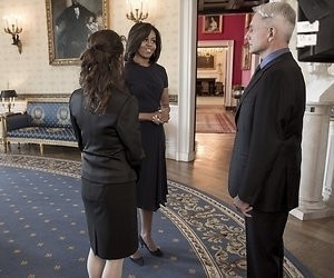 Kijktip: Michelle Obama in NCIS