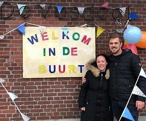 Boerin Michelle en Maarten wonen al samen