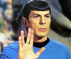 Mr. Spock (Leonard Nimoy) uit Star Trek is niet meer