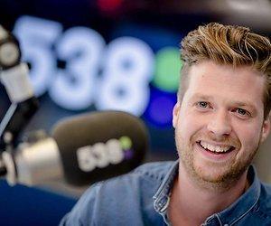 Wietze de Jager aan de slag bij Radio 538