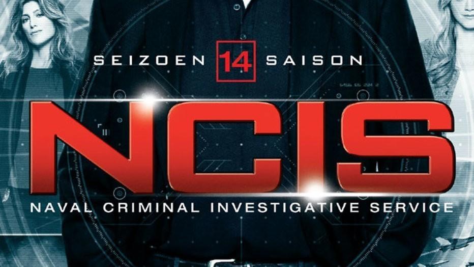 Win 5x dvd-box NCIS S14