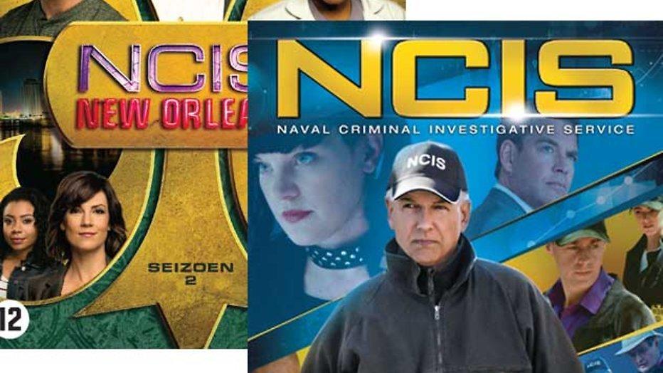 Winnen 3x NCIS S13 en 3x NCIS NO S2