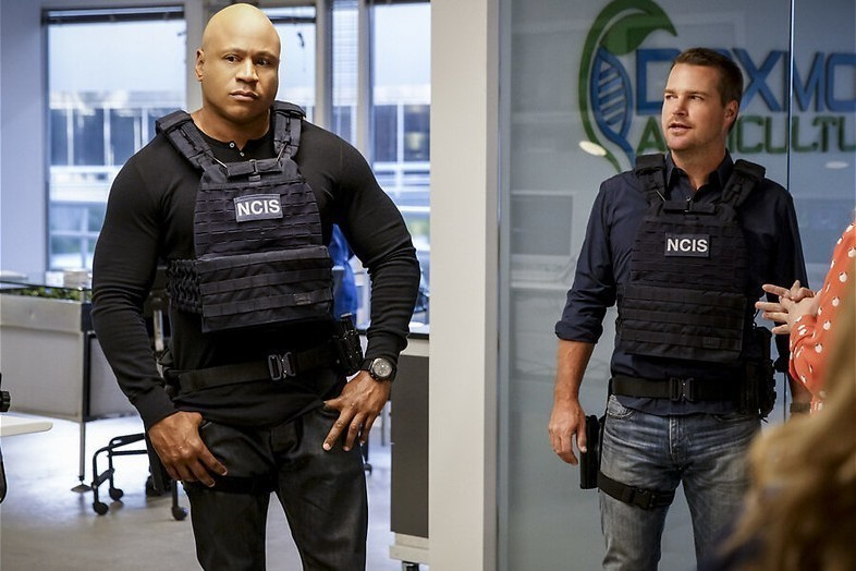 Met oude held op mollenjacht in NCIS: Los Angeles
