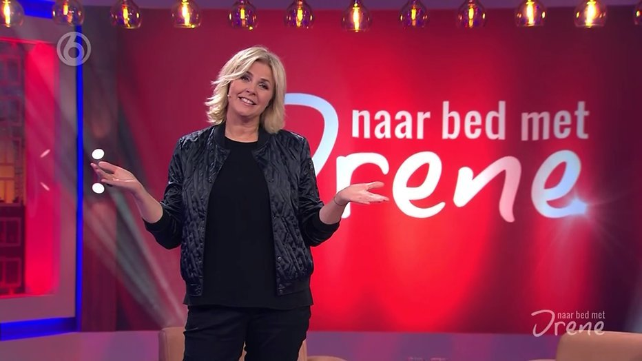 De TV van gisteren: Kijkcijfers Naar Bed Met Irene kelderen