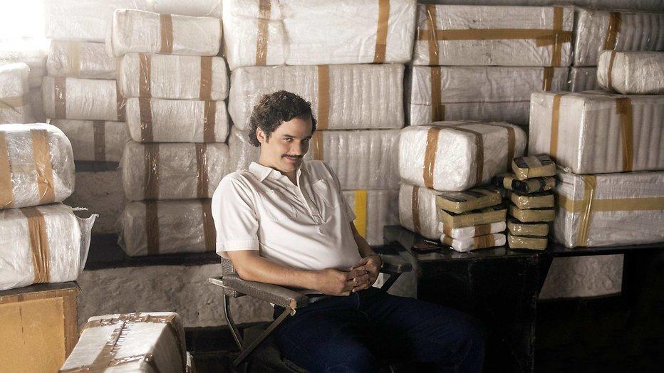 Broer Pablo Escobar wil nieuwe seizoen Narcos zien voor uitzending