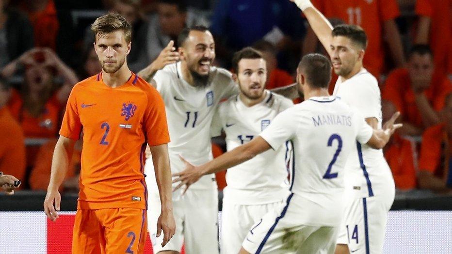 De TV van gisteren: 1,6 miljoen voor Nederland - Griekenland