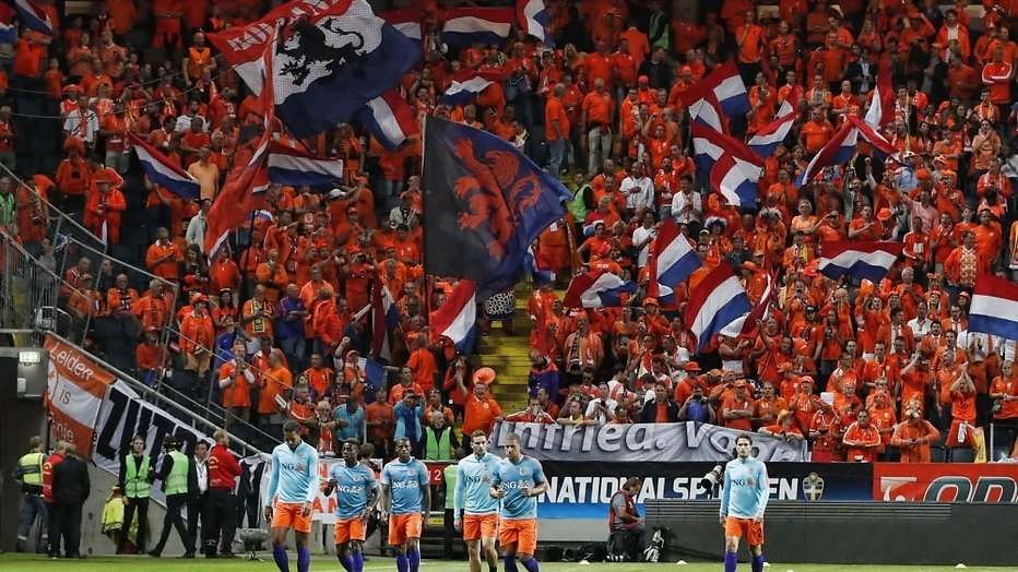 De TV van gisteren: 2,7 miljoen voor Nederland - Frankrijk