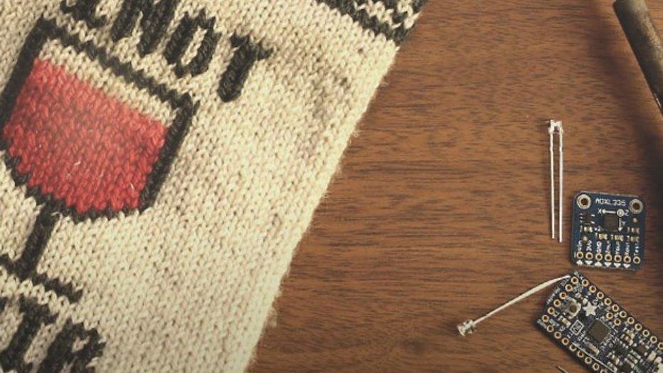 Deze sokken pauzeren Netflix als je in slaap valt