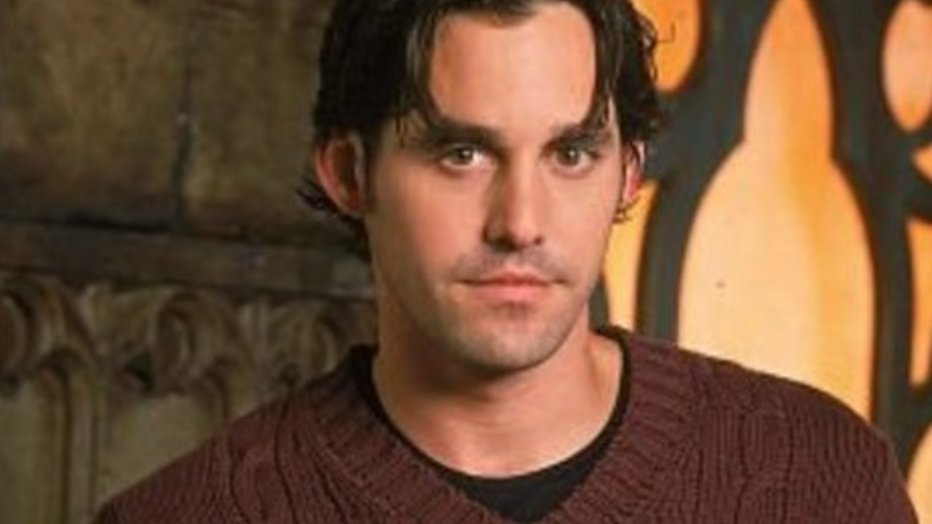 Buffy-ster Nicholas Brendon zit in rehab