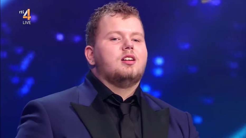 Nick Nicolai niet meer gepest na winnen Holland's Got Talent
