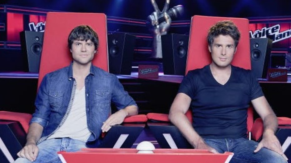 Nick en Simon stoppen met The Voice Kids