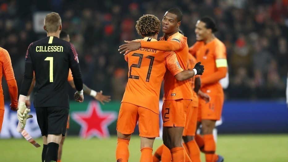 De TV van gisteren: Oranje trekt 2.4 miljoen kijkers