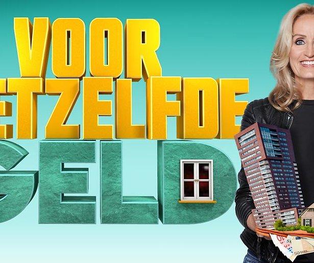 Natasja Froger maakt tweede seizoen van Voor hetzelfde geld
