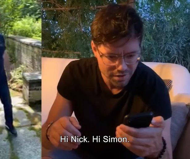 Videosnack: Paul Simon complimenteert Nick & Simon