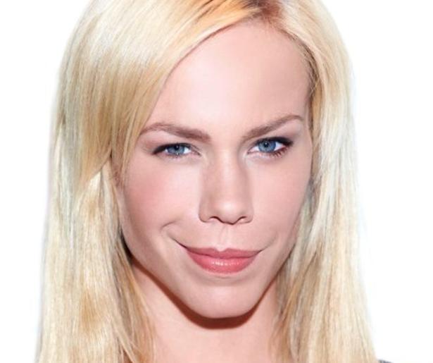 Nicolette Kluijver bevallen van tweeling