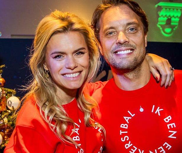 Bas Smit en Nicolette van Dam opgelicht via internet