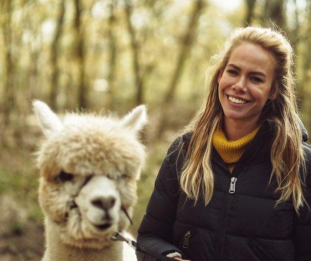 Nicolette Kluijver maakt dierenserie voor Videoland