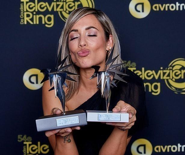 Nienke Plas wint Televizier-Ster Talent 2019
