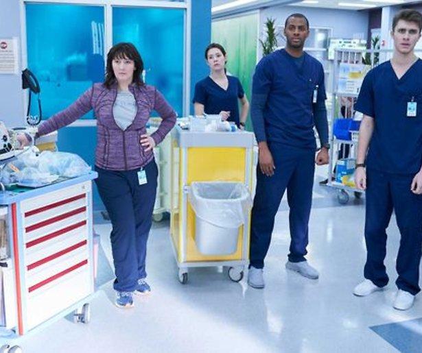 Net5 zendt Canadese serie Nurses uit