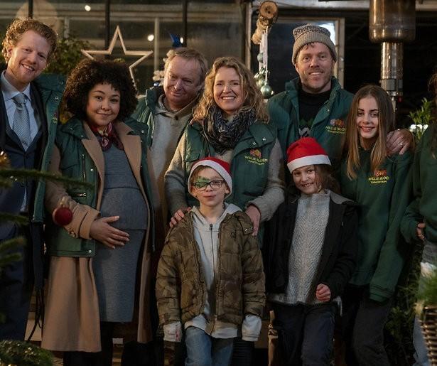 De TV van gisteren: Nieuwe dramaserie Kerstgezel.nl is kijkcijferhit