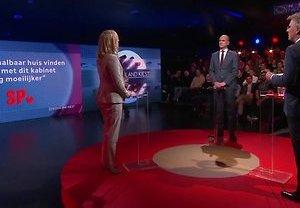 De TV van gisteren: bijna 1 miljoen voor verkiezingsdebat