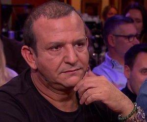 Najib Amhali opvallende verschijning in RTL Late Night