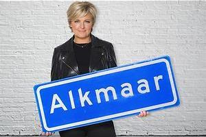 In actie voor KWF in Nederland Staat op Tegen Kanker